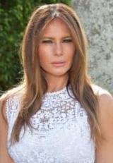 Его хотят все: как повторить окрашивание волос Мелании Трамп