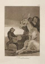 В Пушкинском музее пройдет выставка работ Сальвадора Дали и Франсиско Гойи