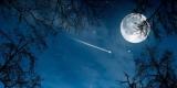 Ученые заявили, что в новогоднюю ночь возле Луны пролетит комета