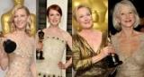 Оскар 2017: фото лучших актрис церемонии за 10 лет